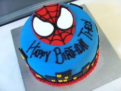 Cake Spider Man