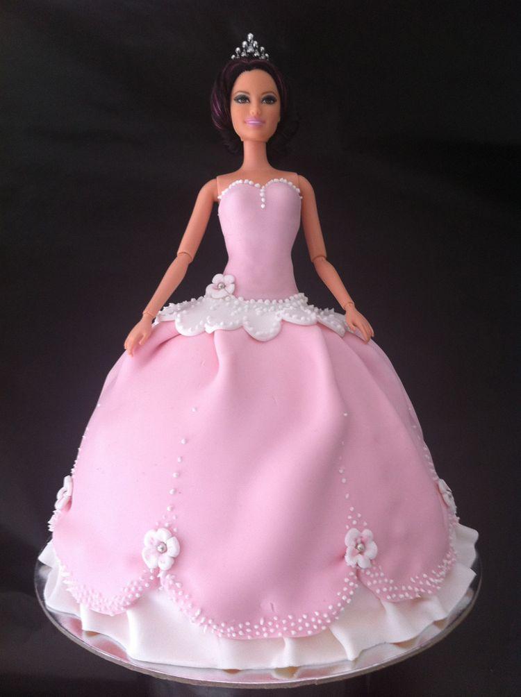 How To Make A Disney Princess Cake