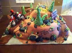 Dirt Cake for Birthday