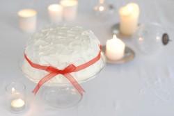 Pretty Christmas Cake