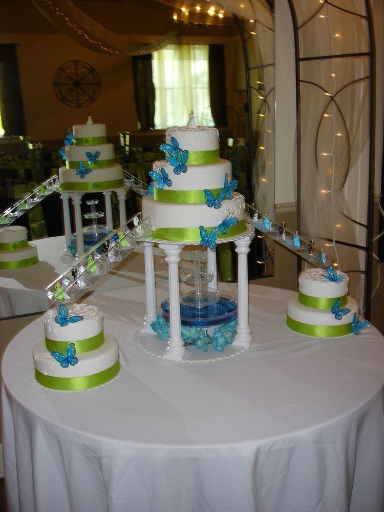 Quinceaneras Cakes