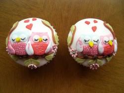 Sweet Owl Cupcakes