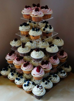 Sweet Wedding Cupcakes