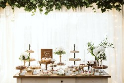 Perfect Sweet Wedding Table