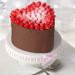 St. Valentine Cake