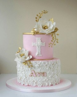Communion Cake Idea