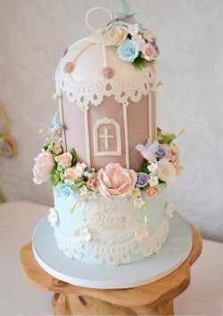 Fabulous Communion Cake